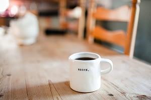 Mug Begin Psoriasis